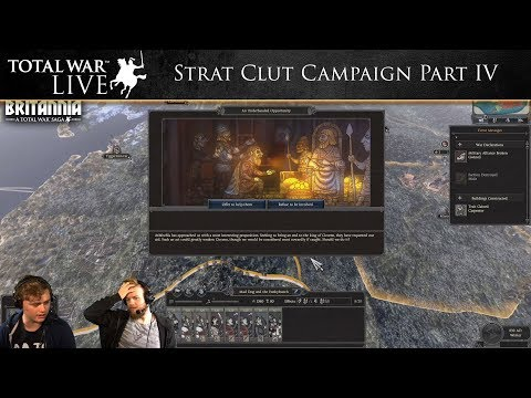 Thrones of Britannia - Strat Clut Campaign PART 4