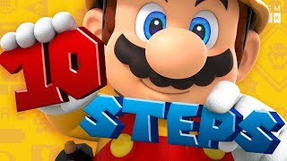 How to Make Your First Super Mario Maker 2 Level   Game Maker's Toolkit