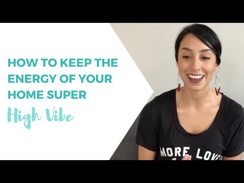 Feng Shui Tips: How to Keep the Energy of Your Home Super High Vibe