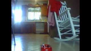 How to drift a cherry red rc corvette