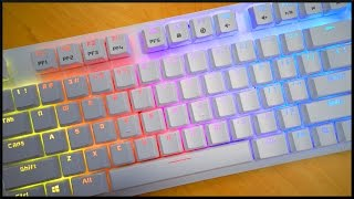 The BEST Low-Profile RGB Mechanical Keyboard!