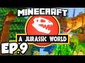 Jurassic World: Minecraft Modded Survival Ep.9 - DINOSAUR DNA!!! (Rexxit Modpack)