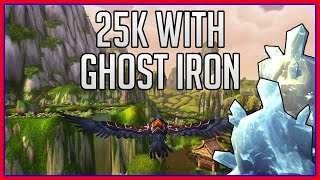 How to Mine 1200 Ghost Iron | 25,000 GPH | WoW Gold Guide