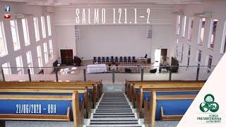 Reflexão: Salmos 121.1-2 - IPT