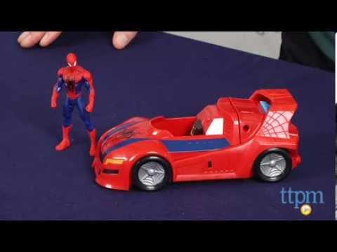 Marvel The Amazing Spider-Man 2 Triple Strike Cruiser Vehic