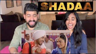 Shadaa Trailer Reaction | Diljit Dosanjh, Neeru Bajwa | RajDeepLive