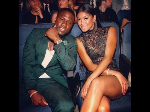 Kevin Hart Marries Eniko Parrish In California - About Time!