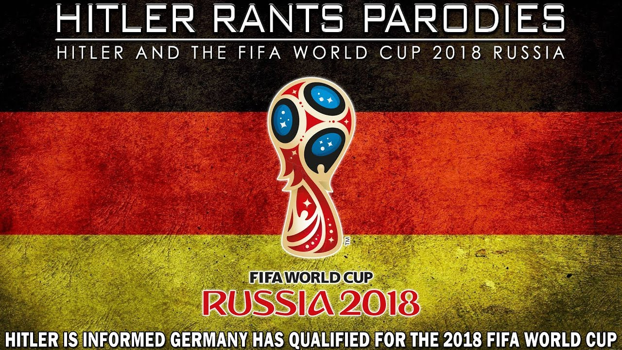 Hitler is informed Germany has qualified for the 2018 FIFA World Cup
