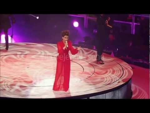 甄妮 - 打火機, 冷冷的秋 & 皆因你的愛 [ Live @ Hong Kong Coliseum February 19, 2013 ]