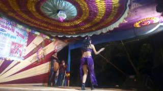 Bengali real stage hot dance