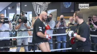 EPISODE TWO *TYSON FURY* - 'ITS COMING HOME -  TO ITS ORIGINAL OWNER' / NO FILTER BOXING (BT SPORT)