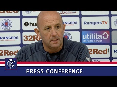 PRESS CONFERENCE | Gary McAllister & Andy Halliday | 2 Nov 2018