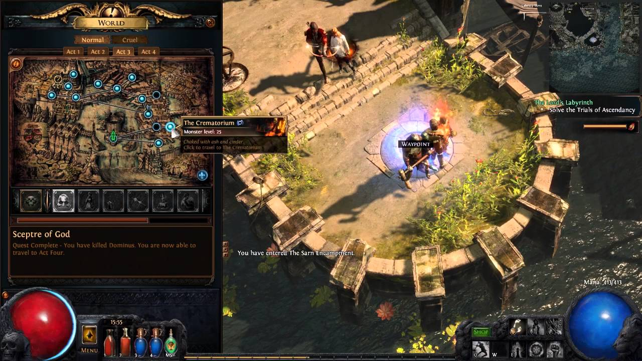 Trial of Ascendancy - Official Path of Exile Wiki