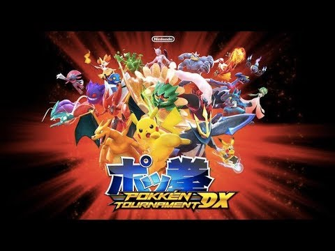Juegos De Pokemon Demo Pokken Tournament Dx Videos De