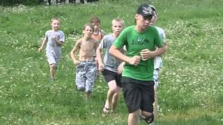 Детская тренировка по кикбоксингу. Пикник. Кикбоксинг Life.(Это видео создано с помощью видеоредактора YouTube (http://www.youtube.com/editor), 2015-07-01T09:38:20.000Z)