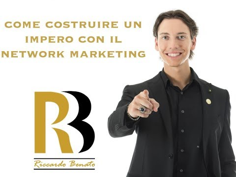 Network Marketing 2017- Blue Diamond Riccardo Benato