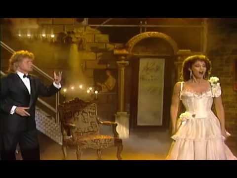 Anna Maria Kaufmann & Peter Hofmann  Das Phantom der Oper 1991