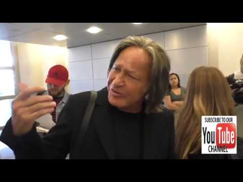 87420220b7390 Mohamed Hadid and Shiva Safai talk about going to see Gigi Hadid & Bella  Hadid modeling in Paris whi
