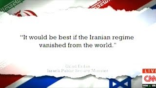 """Head Of Israeli Security Says """"It Would Be Best If The Iranian Regime Was Vanished From The World!"""""""