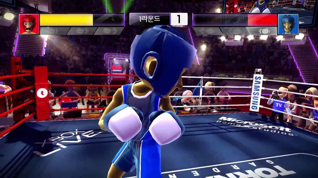 Boxen Sport 1
