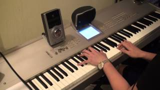 Katy Perry - Unconditionally Piano by Ray Mak