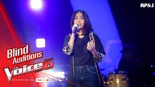 ออย - อสงไขย - Blind Auditions - The Voice Thailand 6 - 26 Nov 2017