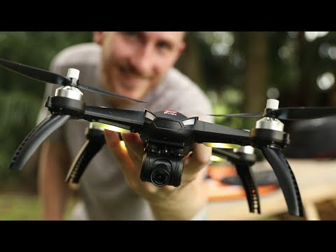 MJX Bugs 5W | Best Budget Drone of 2018 with GPS !