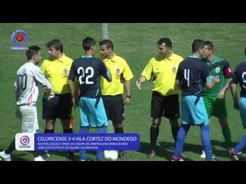 Celoricense 3-4 Vila Cortez do Mondego (25ª jornada, época 2013/2014)