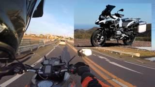 【Motovlog】KTM 1190 Adventureの紹介