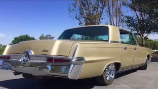 1966 Chrysler Imperial Crown SOLD by www.CaliforniaClassicCar.com