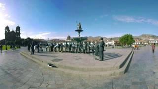 Baixar Peru 360 - Amanecer en la plaza principal del Cusco