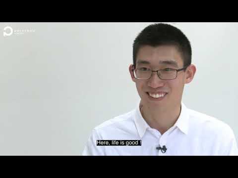 Témoignage D'un étudiant Chinois à Polytech Nantes : DONG Lihao