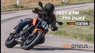 Test KTM 790 Duke : Pur jus d'orange ?!?