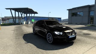 BMW M3 E92 V2 (1.40) Driving - ETS2! Download Link: https://ets2.lt/en/bmw-m3-e92-v2-1-40/ Thanks for watching! Like and Subscribe if you want to see more driving videos!