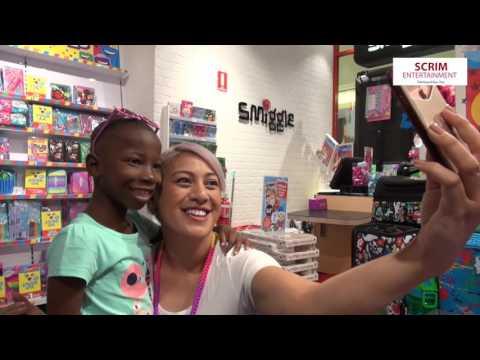Emmanuella in Australia