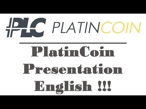 PlatinCoin - Platin Coin - Presentation English