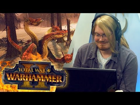 THREE FOR ALL   Total War: Warhammer 2