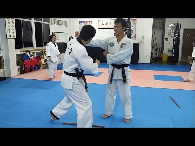 Master Alton, HAPKIDO Hosinsool Basic Concepts & Relations of Techniques