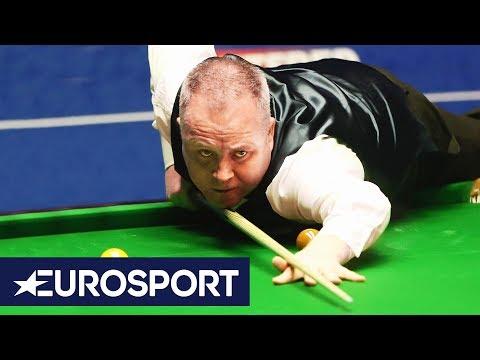 John Higgins' 147 Maximum Break in FULL | Scottish Open 2018 | Snooker | Eurosport