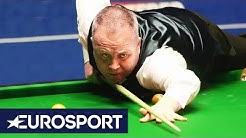 John Higgins' 147 Maximum Break in FULL | Scottish Open 2018 | Snooker | Eurosport