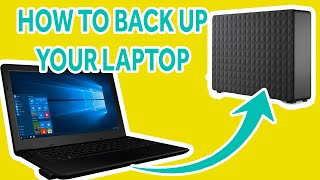 How To Back Uṗ Windows 10 Files to External Hard Drive 2021