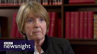 Former Oxfam boss knew of sexual misconduct claims - BBC Newsnight