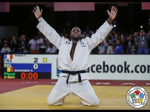 Judo Highlights World Open Championships Marrakech 2017