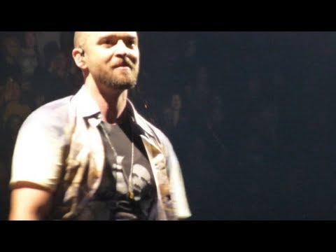 Justin Timberlake - Mirrors Live At MOTW Tour Toronto
