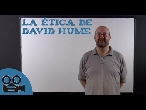La ética De David Hume