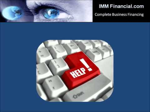 IMM Financial - Merchant Card Advance | Credit Card Sales Advance | Small Business Loan