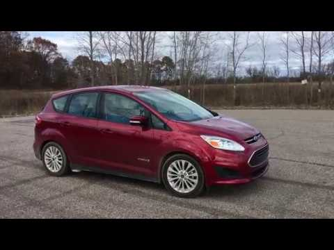 2018 Ford CMAX Quick Tour