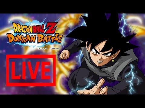 Farming Goku Black Live!! | Dragon Ball Z Dokkan battle