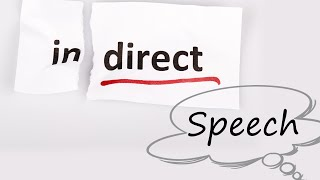 Indirect Speech (Statements) - English Lesson | Part 1