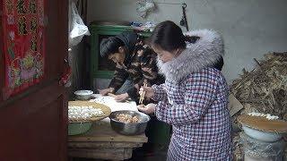 小夫妻过年做肉饺子,剁3斤羊肉,配一盆萝卜,公爹一尝说比猪肉香